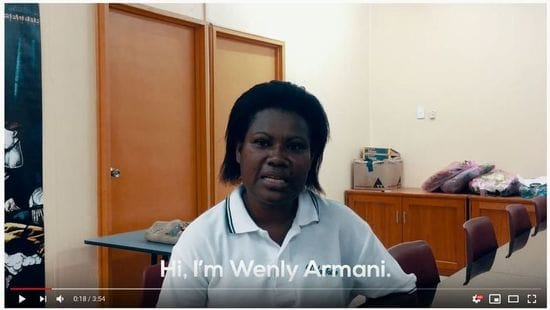 Watch: Committed Lasallian Interview with Wenly Armani, DLS Bomana