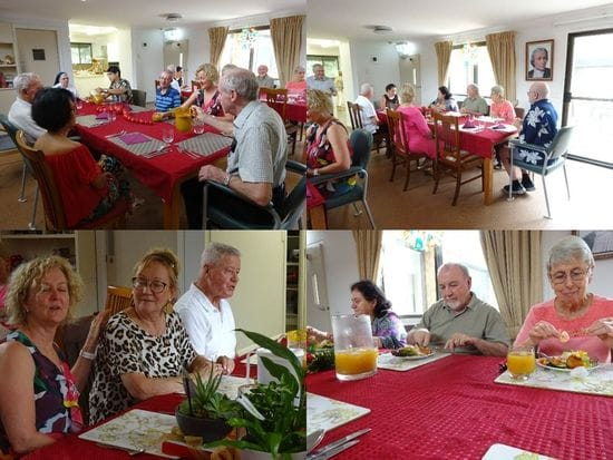 Annual Thank You Christmas Lunch at Karlaminda