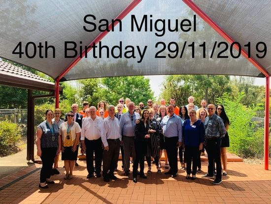San Miguel providing 40 years of support to vulnerable young parents and their children