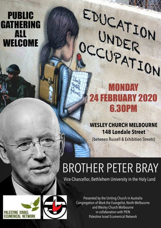 Opportunity - Education Under Occupation! - Don't Miss It.