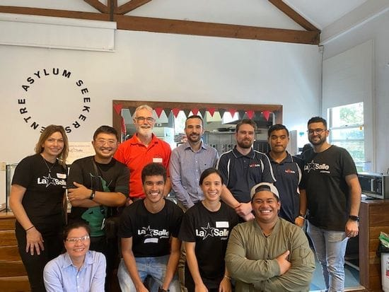 LMS Service Day: Giving voice and support to at-risk communities