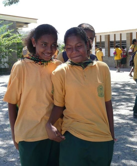 yourtown and Lasallian Women of Hope team up to change the lives of over 300 young girls in PNG