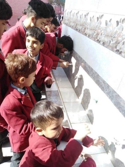 La Salle Bankstown provide clean drinking water for Twinned School