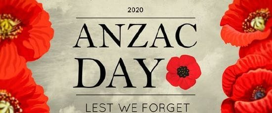 A Prayer for Anzac Day