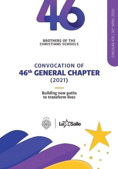 CIRCULAR 476: CONVOCATION OF THE 46th GENERAL CHAPTER (2021)