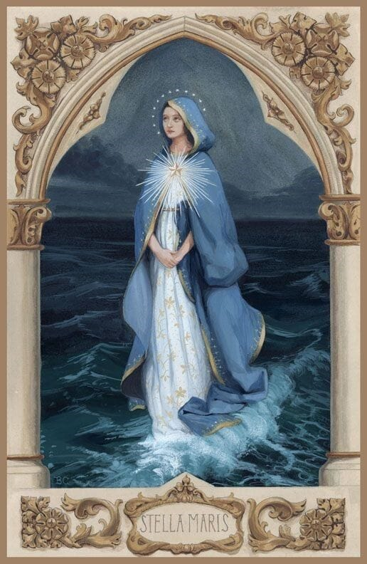 Mary, Star of the Sea - A Reflection by DLS