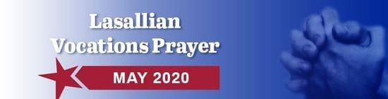 Vocations Prayer - May 2020