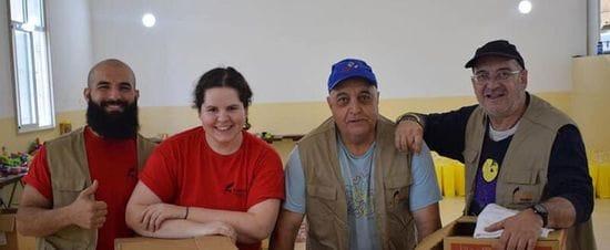 Fratelli 2020 COVID-19 Humanitarian Aid Project