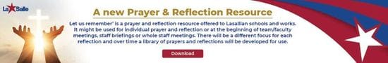 Resource: Let us Remember Reflection - July 2020