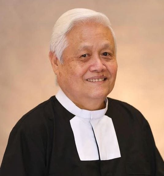 Eternal Rest of Br Dominic Chong