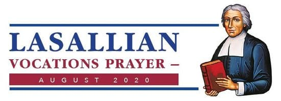 Vocations Prayer - August 2020