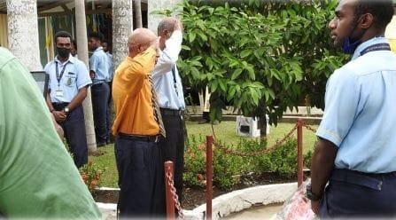 CARIBOU CRASH - COMMEMORATION