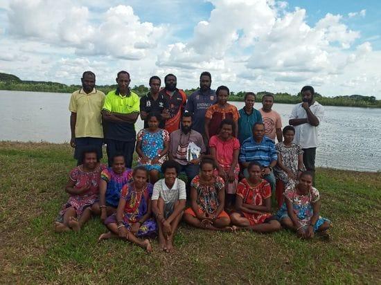 A TEACHER PILGRIMAGE - TO TIMBUNGE, PAPUA NEW GUINEA