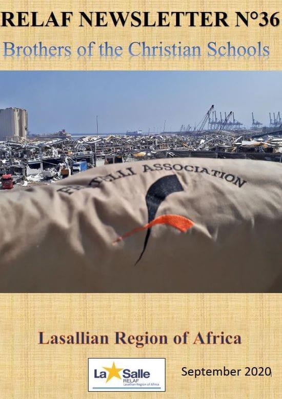 News from RELAF (Lasallian Region of Africa)