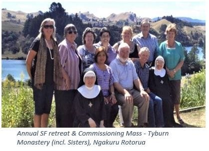 HIDDEN TREASURE IN ROTORUA - A LASALLIAN FAMILY PATH