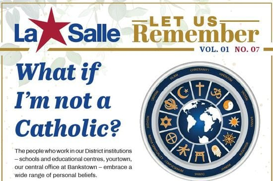 Resource: Let Us Remember - What if I'm not Catholic?