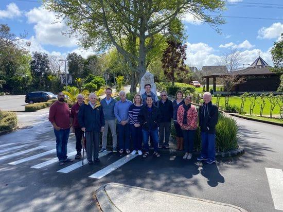Lasallians in New Zealand unite in solidarity