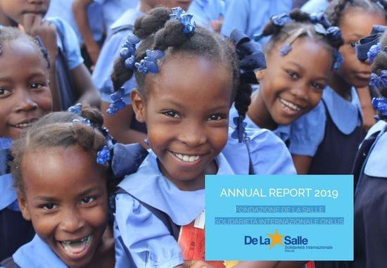FONDAZIONE DE LA SALLE SOLIDARIETÀ INTERNAZIONALE ONLUS - Annual Report