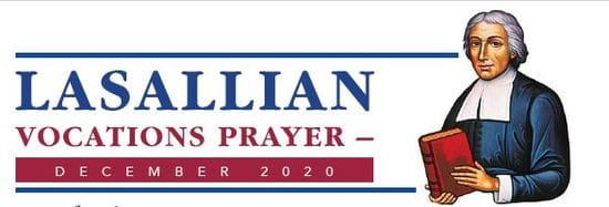 Vocations Prayer - December 2020
