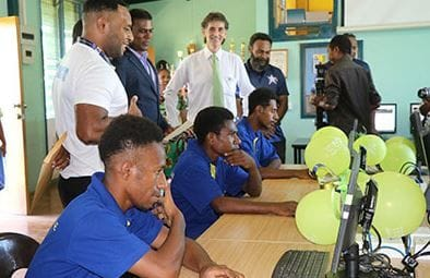 DLS Bomana to start academic year with elibrary