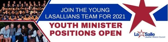 Position available: Youth Minister - De La Salle College, Ashfield