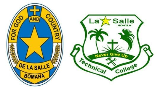Administration of De La Salle Secondary School Bomana and La Salle Technical College Hohola