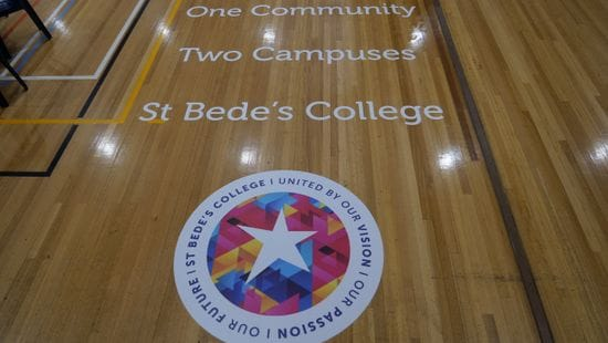 LET'S CONNECT! - St. Bede's Two Campuses from 2021