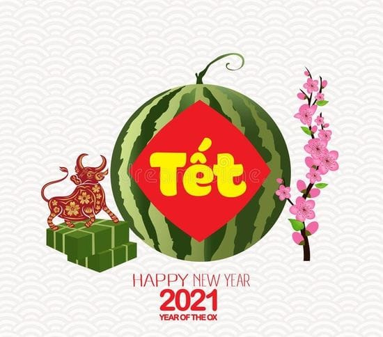 Chúc Mừng Năm Mới (Happy Lunar New Year)
