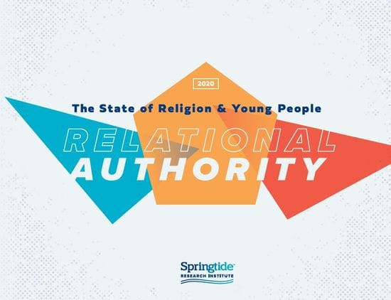 State of Religion and Young People 2020