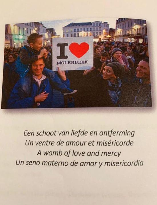 125 YEARS SERVING CHILDREN AND FAMILIES OF MOLENBEEK (BELGIUM)