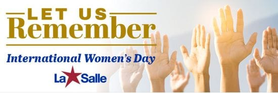 Resource: Let us Remember - International Women's Day