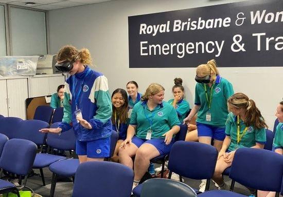 Year 12 P.A.R.T.Y. Program at the RBWH (Brisbane)