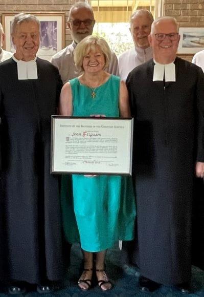 38 YEARS OF VOCATION: a pilgrim of Lasallian Christian faith