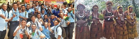 LASALLIAN PRESENCE IN PAPUA NEW GUINEAN EDUCATION: