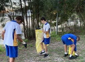 De La Salle Caringbah makes a difference