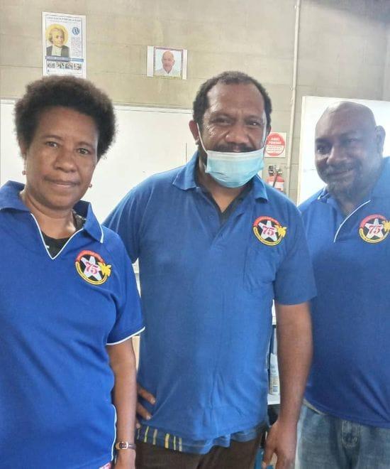 PNG 75 Year Preparations underway