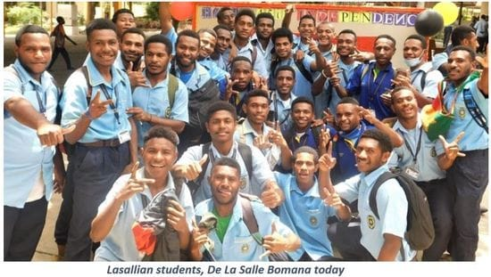 THE DE LA SALLE BROTHERS IN PAPUA NEW GUINEA: Beginnings 1946-56