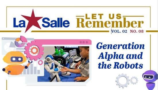 Resource: Let Us Remember - Generation Alpha & the Robots
