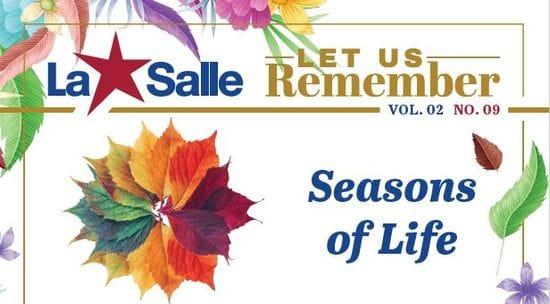 Resource: Let Us Remember - Seasons of Life