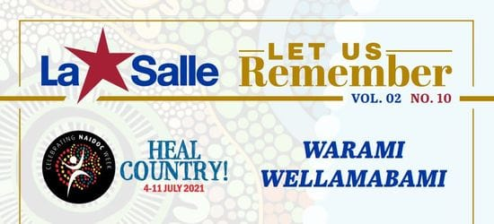 Resource: Let us Remember - Naidoc Week