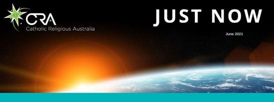 """""""Just Now: CRA's justice publication, focussing on environment reform laws"""