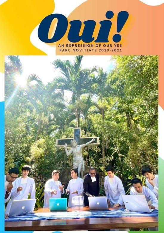 PARC Novitiate Yearbook 2020-2021