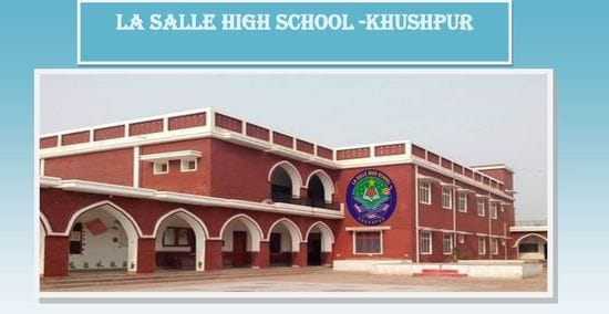 La Salle High School Khushpur reflect on the academic year