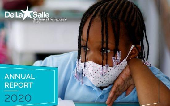 Annual Report Fondazione De La Salle Solidarieta Internazionale ONLUS