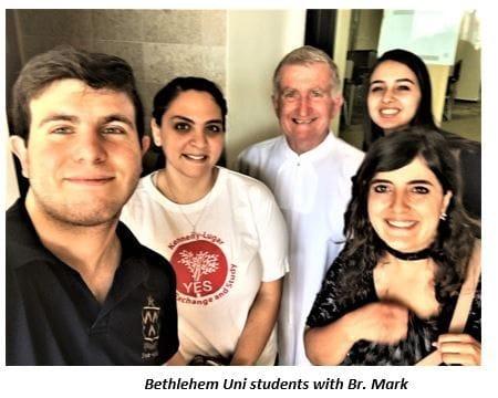 BR. MARK MCKEON: A BORING LIFE? NO WAY!