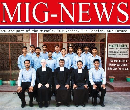 Preparing Young Men for Religious Life