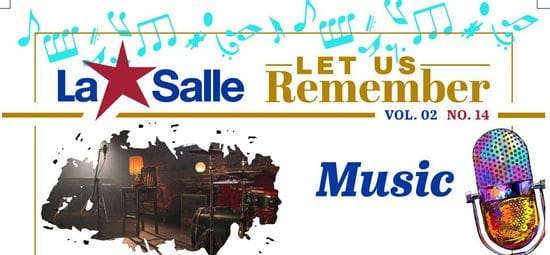 Resource: Let Us Remember - Music