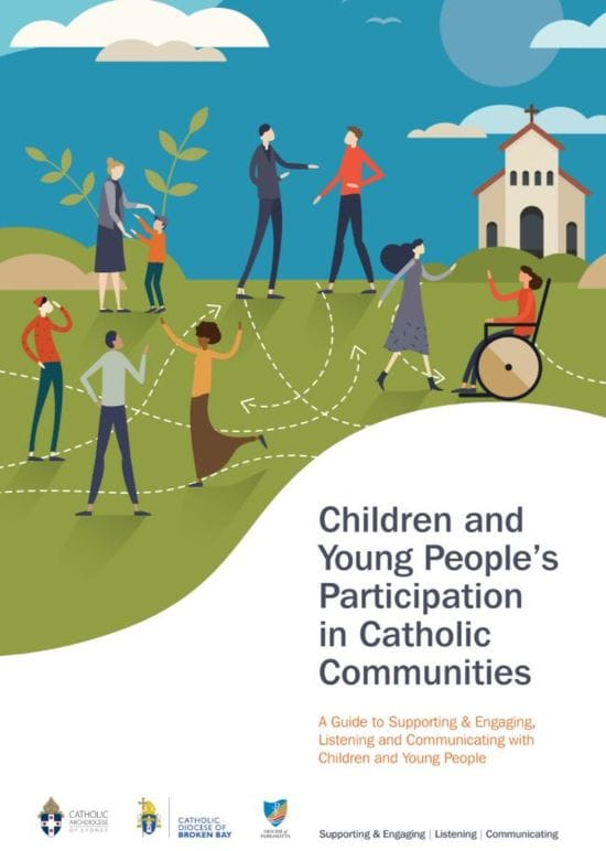 Safety booklet encourages children's participation in Church life