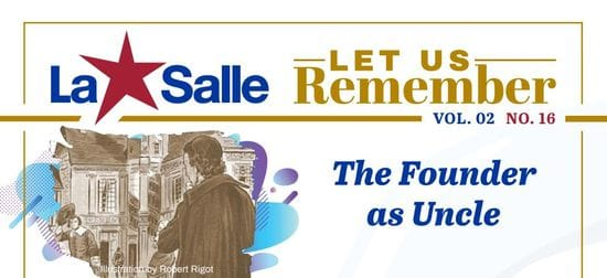 Resource: Let Us Remember - The Founder as Uncle
