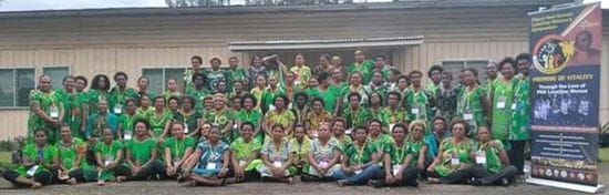 The Promise of Vitality through the lens of PNG Lasallian Women